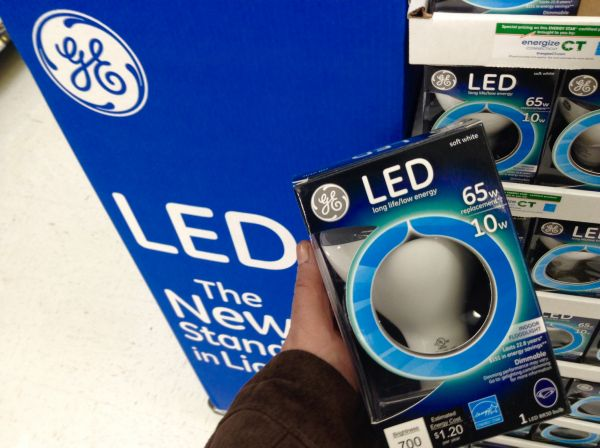 Loans LED Sign High Impact, Energy Efficient
