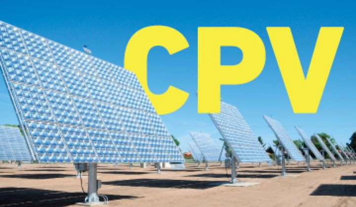 Stat of the Day: CPV Solar at Record 33 Percent Efficiency in Field