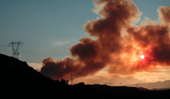California Faces Tough Choices on Utility Wildfire Liability Reform