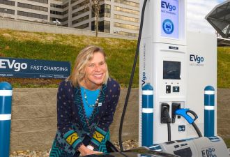 Watt It Takes: EVgo's Cathy Zoi on Scaling EV Infrastructure