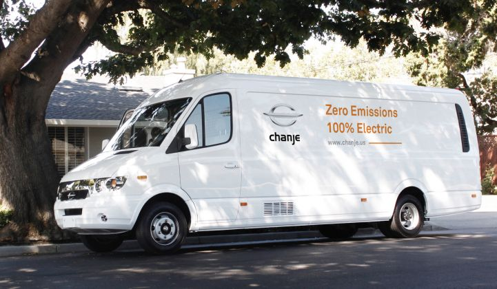 Startup Chanje Emerges From Stealth Mode With a New Electric Truck