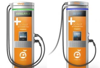 ChargePoint Raises Another $24 Million for European Expansion—and Possibly Flying Cars