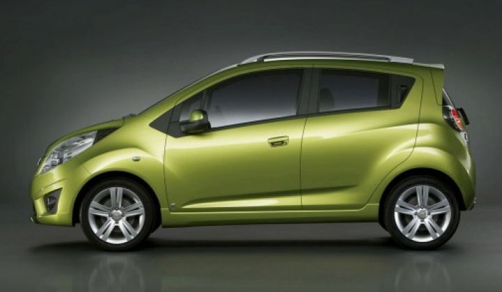 Update: GM to Produce All-Electric City Car Using A123 Batteries