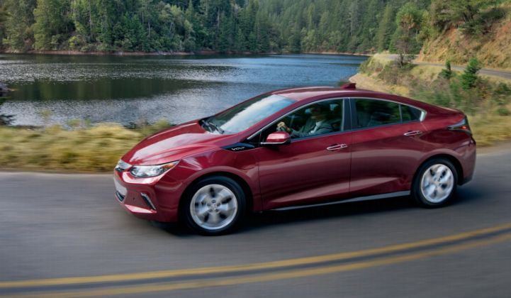 Why General Motors Is Ditching The Chevy Volt