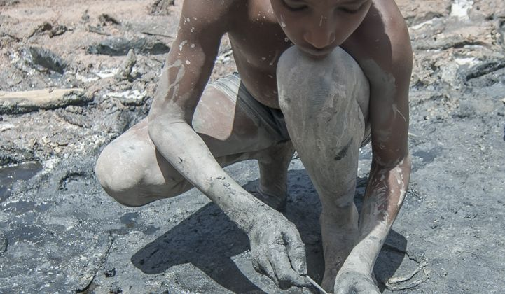 The Hidden Risks of Batteries: Child Labor, Modern Slavery, and Weakened Land and Water Rights