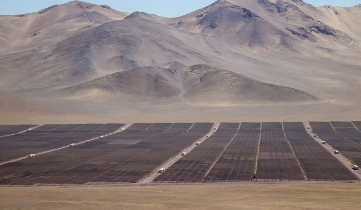 IEA: Global Installed PV Capacity Leaps to 303 Gigawatts