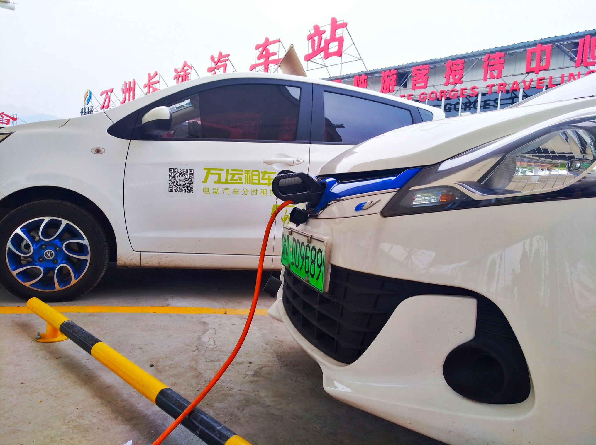 China's EV market is grappling with rampant fraud, the report claims.