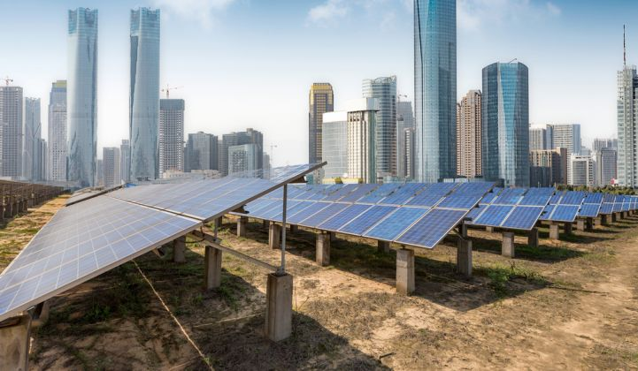 Global Clean Energy Investment Fell 18% in 2016 With Slowdown in China