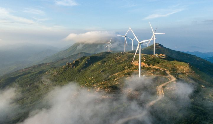 Chinese researchers have measured a sizable drop in wind resources.