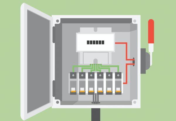 Circuit Breaker Wiring Diagram Australia