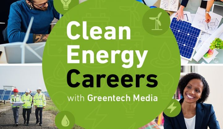 What's It Like to Work in Business Development at an Energy Storage Company?