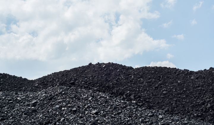 Could this be the lifeline the coal industry has been looking for?
