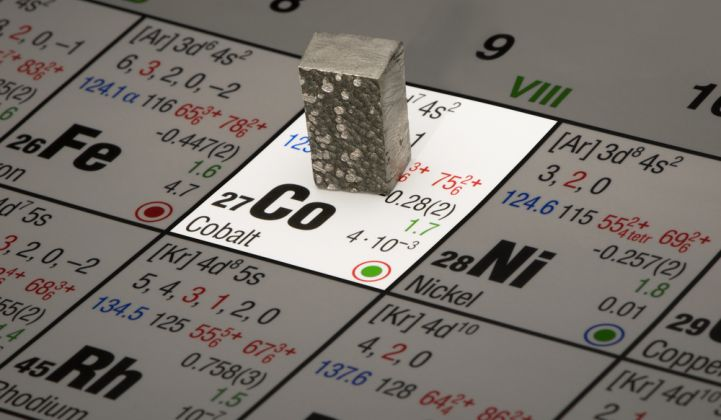 Cobalt-free chemistries are touted for their use in vehicle electrification.