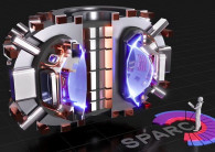 CFS's Sparc machine could pave the way for the world's first commercial fusion reactor. (Credit: CFS/MIT-PSFC; CAD rendering by T. Henderson)