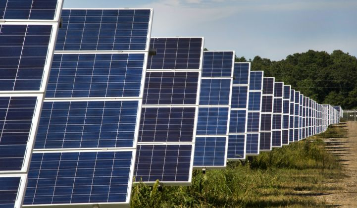Five companies join up to offtake part of a solar project in North Carolina.