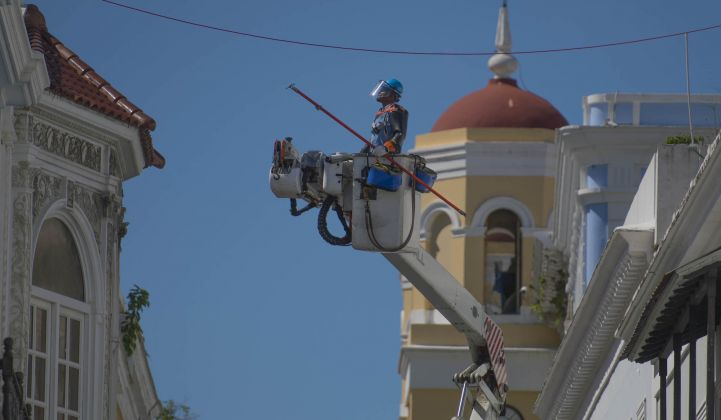 Luma Energy plans to train lineworkers in Puerto Rico and hire some employees from PREPA.