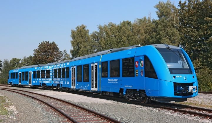 Will the Coradia iLint hydrogen train soon be rolling across Britain?