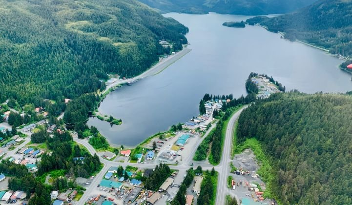 The isolated town of Cordova will use a battery system to keep the lights on during the annual salmon harvest.