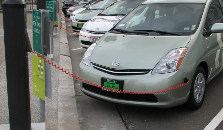 Coulomb Raises $47.5M to Rev Up Plug-In Charging Network