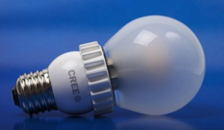 The Path to 80 Percent Market Share for LED Lights