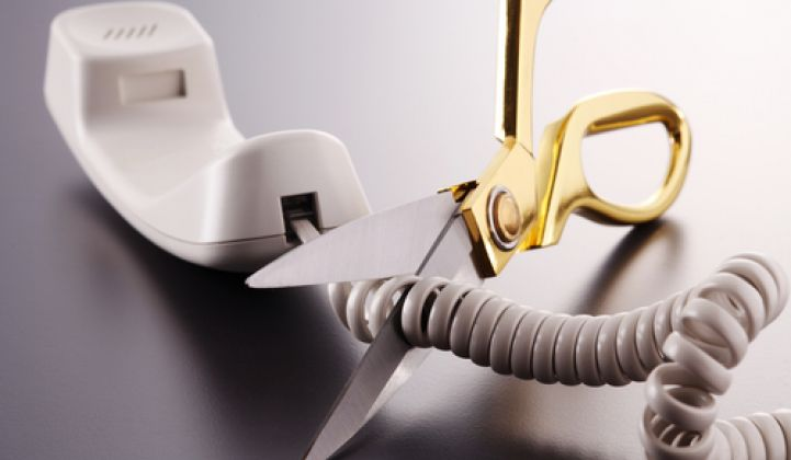 As Phone Companies Dismantle Landlines, Utilities Have a Lesson to Learn