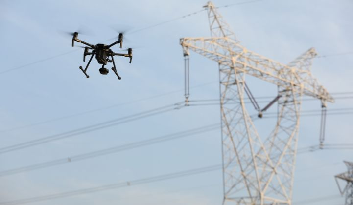 Hit-and-Run Drone Collision Causes Power Outage for 1,600 in Google's Hometown
