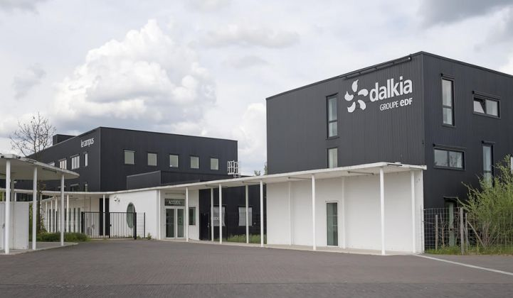 The platform could also help Dalkia boost the renewable share of district heating energy consumption.