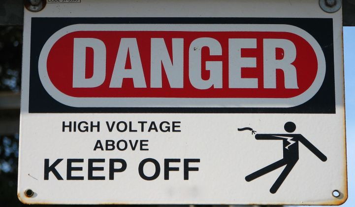 A New Tactic to Manage Grid-Edge Voltage: Lawsuits