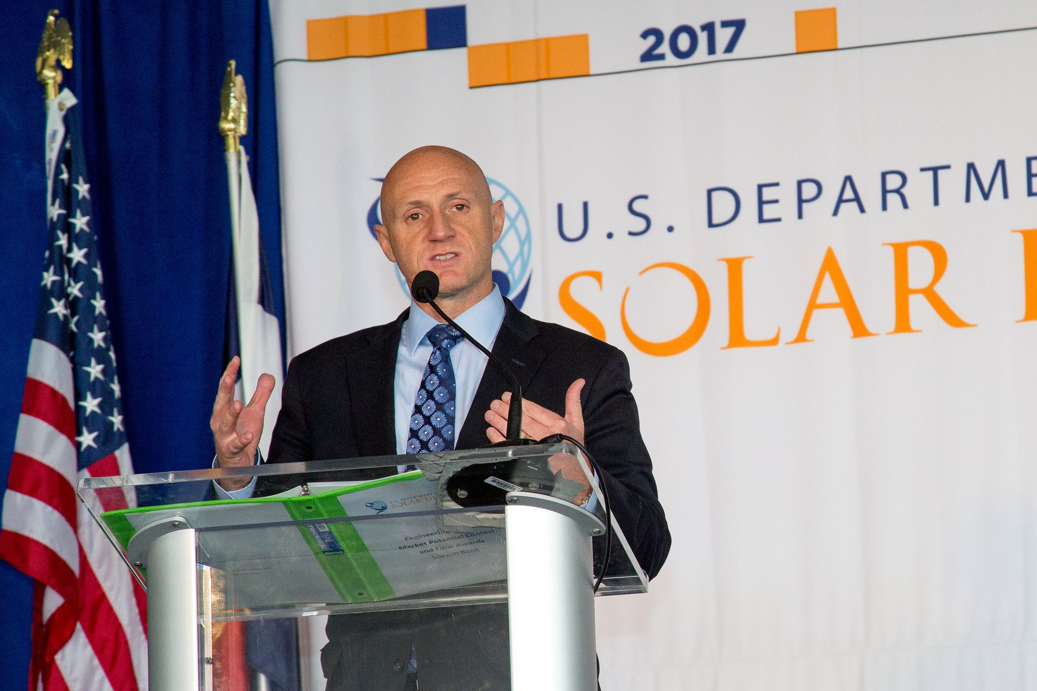 How is the DOE deploying capital to support clean energy innovation under President Trump?