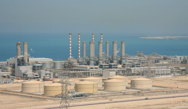 Could Desalination Be a New Energy Storage Market?
