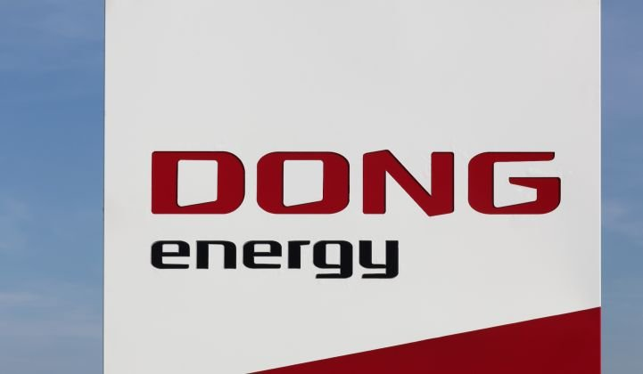 So Long, DONG: Danish Energy Giant Changes Name While Dropping Fossil Fuels