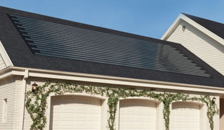 Dow Chemical Sheds Its Solar Shingle Business