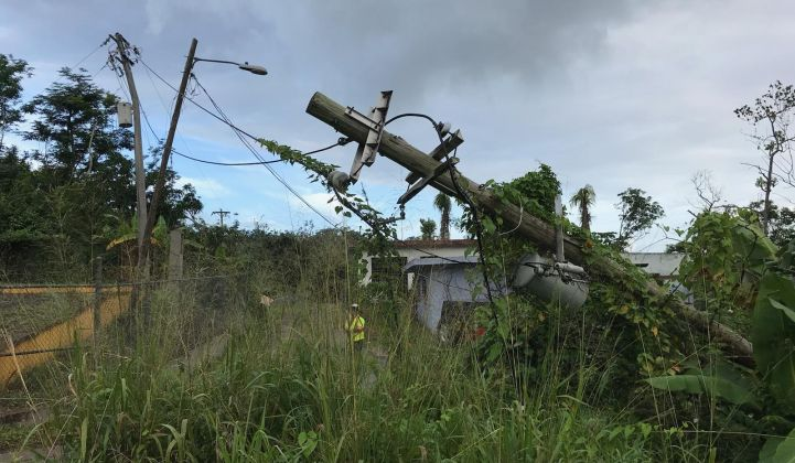 The path toward privatizing Puerto Rico's utility is far from clear.