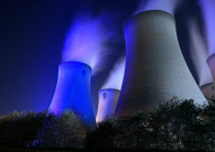 The main Drax site was set to house Europe's largest gas power plant. (Credit: Drax)