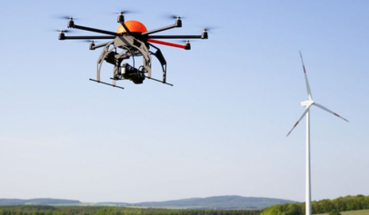 Are Flying Robots the Next Smart Grid Technology Ready to Take Off?