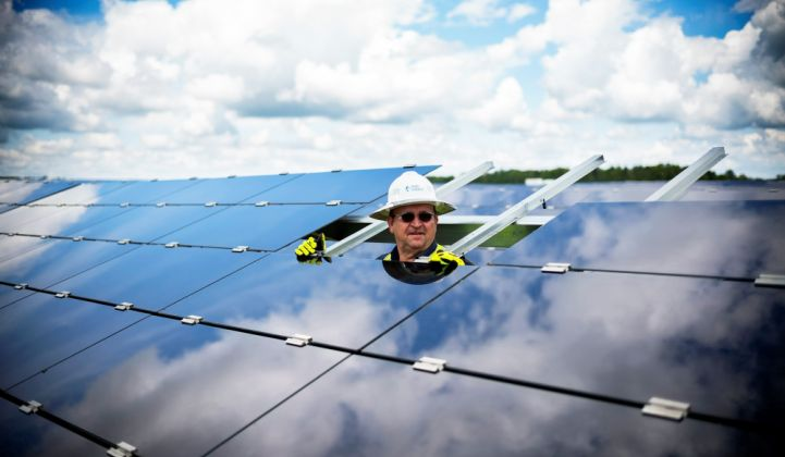 Duke's most recent IRP outlines gigawatts' worth of solar additions.