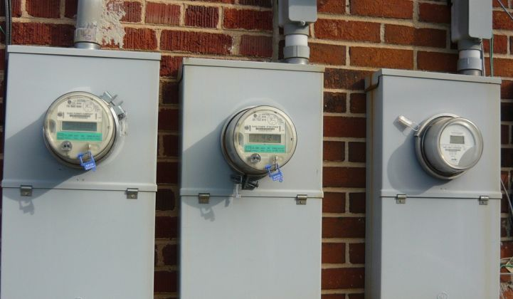 Duke's Smart Meter Plans Include $43M for Itron