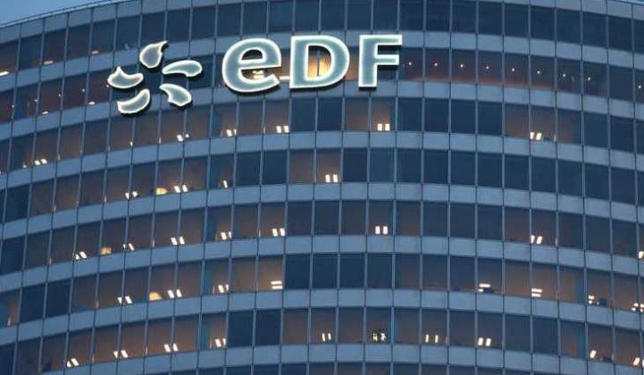 Like its peers, EDF is looking to carbon-free generation for future growth.