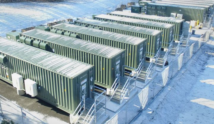 EDF plans to develop an additional 10 gigawatts of energy storage worldwide.