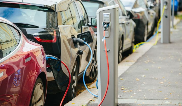 Charging infrastructure for EVs has created a new web of market players.
