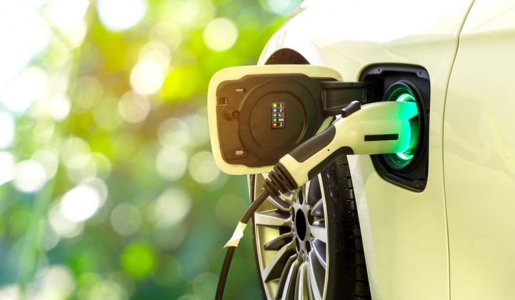 The deal gives Shell a foothold in the emerging U.S. electric-vehicle charging market.