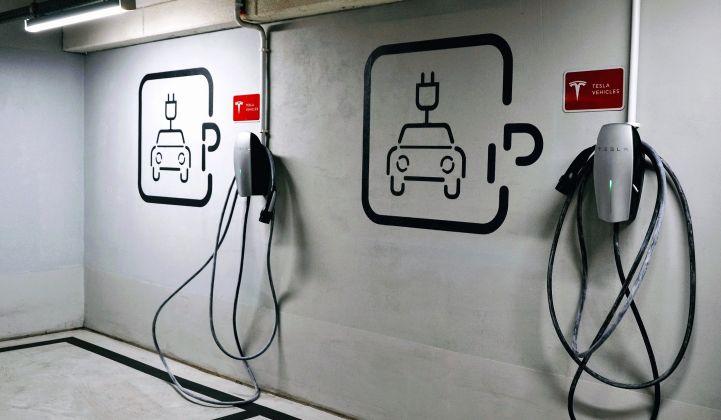 V2G could mean big money for EV fleet operators. (Shutterstock)