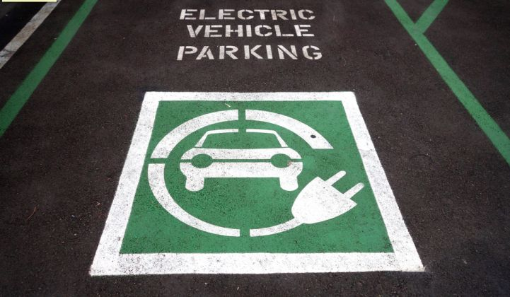 California Utilities Seek $1B to Build Out Electric Vehicle Infrastructure
