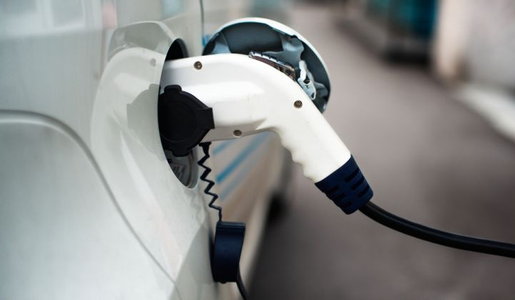 Blockchain-Enabled Electric Car Charging Comes to California