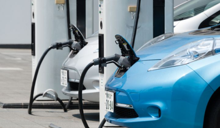 Utility Industry: We Need to Promote Electric Vehicles in Order to 'Remain Viable'