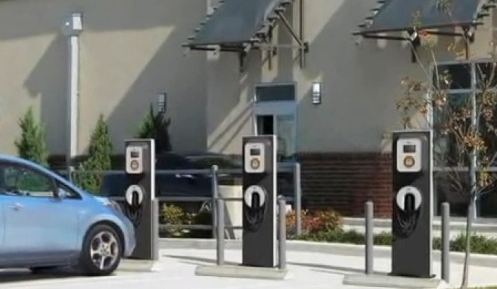 ECOtality Expands EV Project, Hints at Pricing Plans