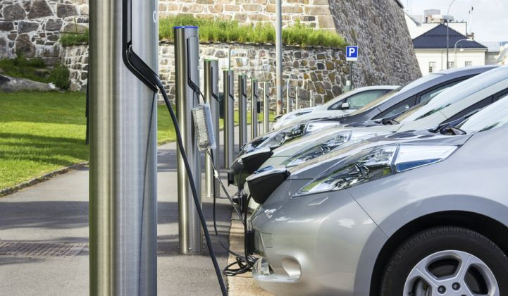 Electric-Vehicle Sales On Course for Mainstream Adoption