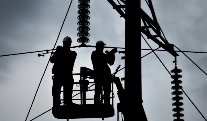 Utilities may face workforce shortages at a critical time for power supplies.