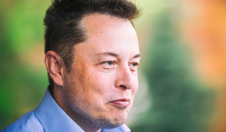 Elon Musk continues to make big company announcements on social media.