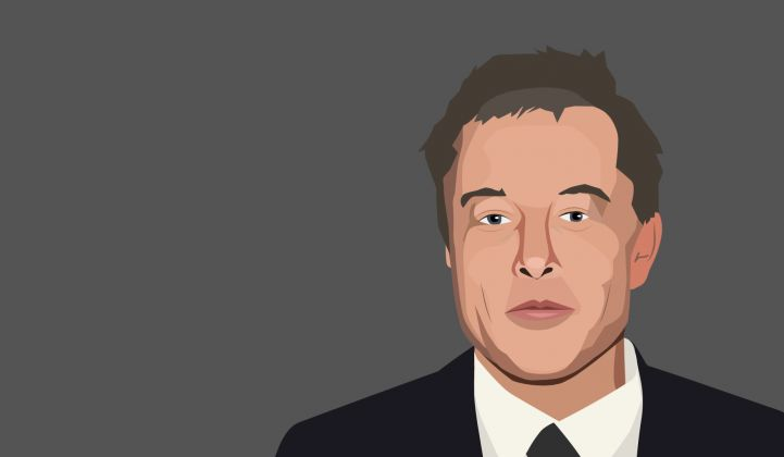 Elon Musk: Humanity Is Pretending Fossil Fuels Have 'No Probability